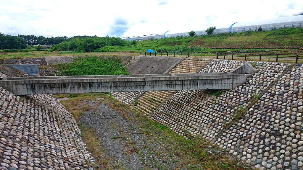 万水川の除川の源流