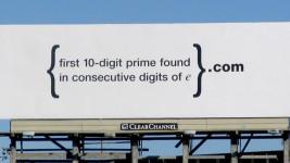 google求人広告の看板