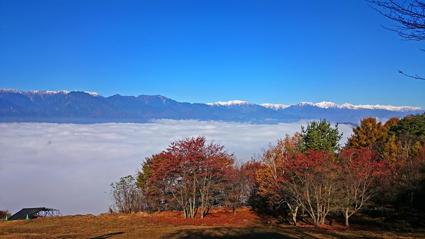 長峰山からの雲海6