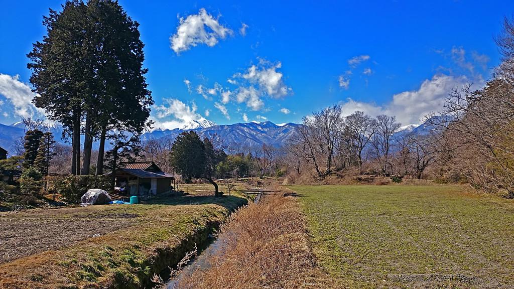 日本の原風景っぽい感じの風景