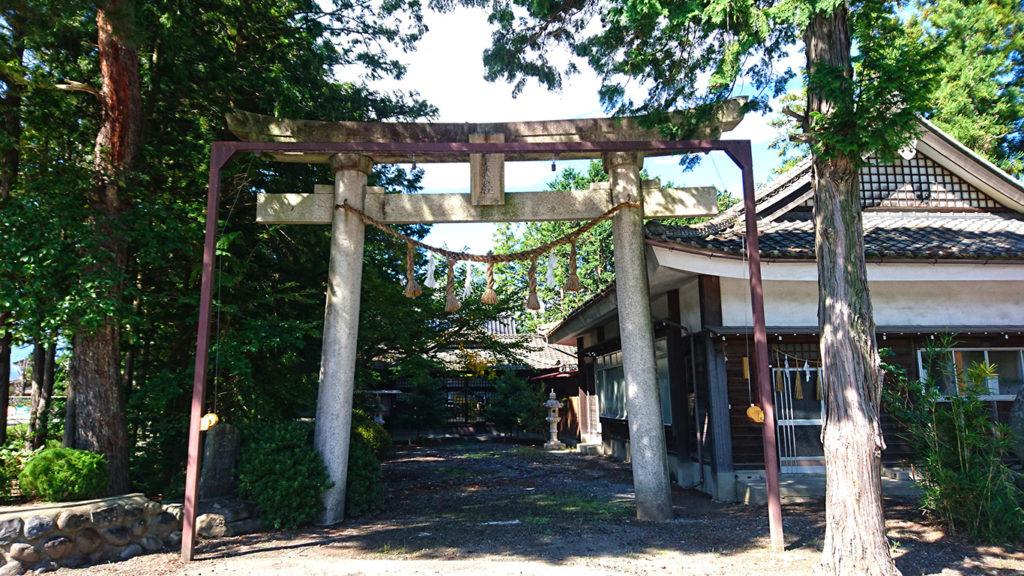 貞享義民社(加助神社)
